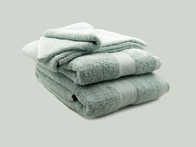 Towel Turquoise - Egyptian Cotton - My Cotton Dream - Switzerland