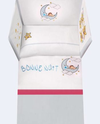 Baby Line - Bonne Nuit - Boy Collection - My Cotton Dream