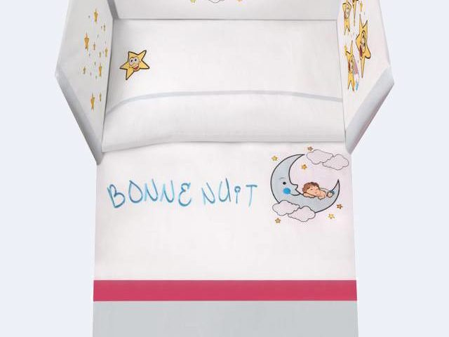 Baby Line - Bonne Nuit - Boy Collection - My Cotton Dream