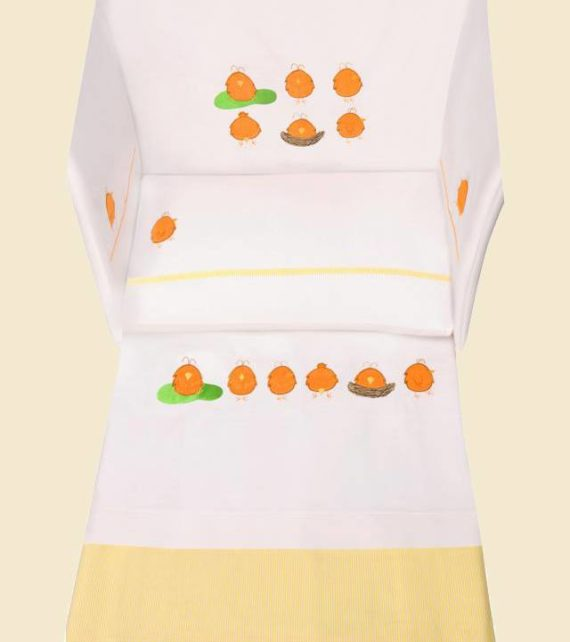 Baby Line - Bonne Nuit - Chicken Collection - My Cotton Dream