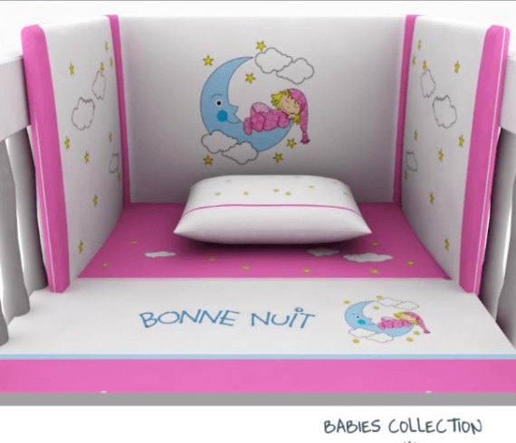 Baby Line - Girl collection - Photo 4 - Egyptian Cotton - My Cotton Dream