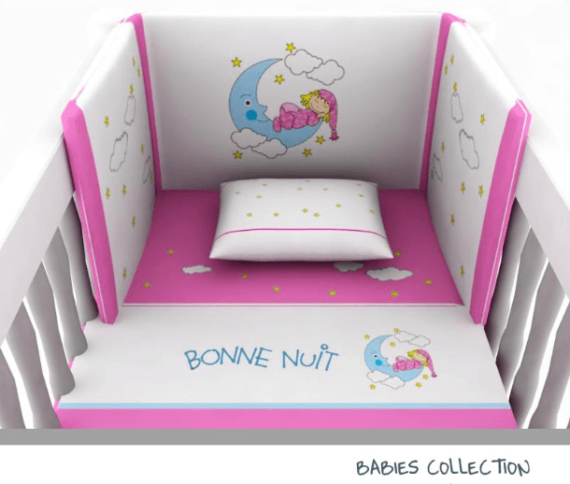 Baby Line -Girl collection - Photo 2 - Egyptian Cotton - My Cotton Dream