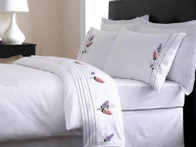 Bed Linen - Judy Collection - Egyptian Cotton - My Cotton Dream