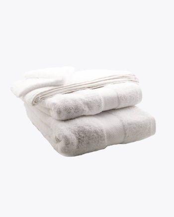 White Towel - Egyptian Cotton - My Cotton Dream - Switzerland