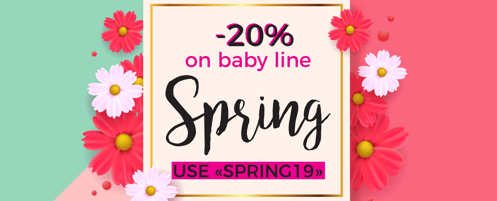 Spring Sale - My Cotton Dream